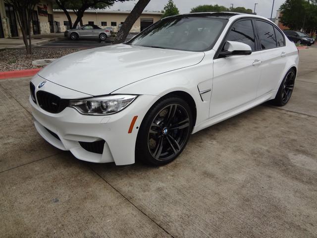 2016 BMW M3 Austin , Texas 0
