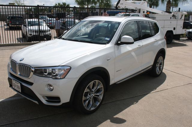 2016 BMW X3 xDrive28i Houston, Texas 1