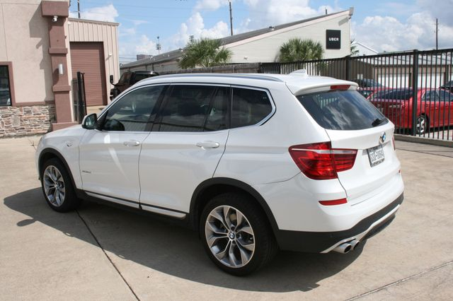 2016 BMW X3 xDrive28i Houston, Texas 4