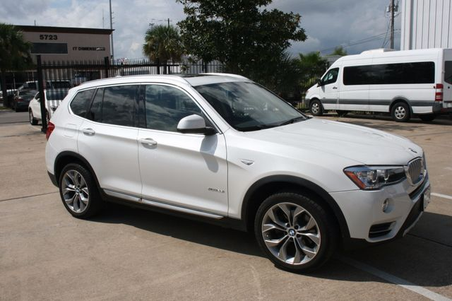 2016 BMW X3 xDrive28i Houston, Texas 7