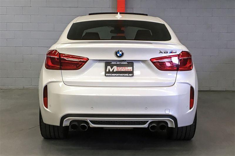 2016 BMW X6 M   city CA  M Sport Motors  in Walnut Creek, CA