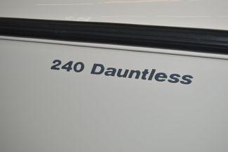 2016 Boston Whaler 240 Dauntless East Haven, Connecticut 59