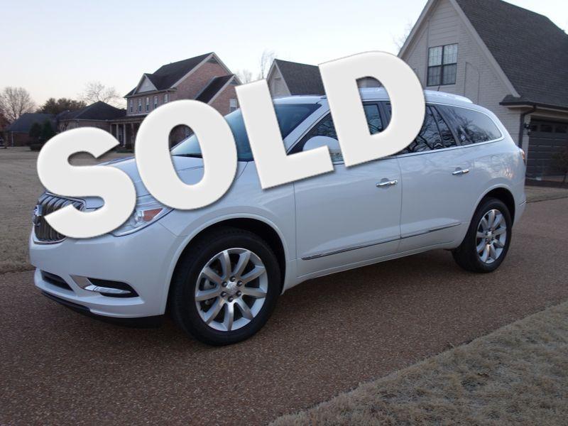 2016 Buick Enclave Premium   Marion, Arkansas   King Motor Company