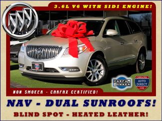 2016 Buick Enclave Leather FWD - NAVIGATION - SUNROOFS! Mooresville , NC