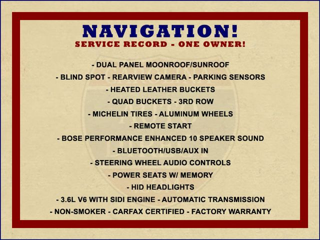 2016 Buick Enclave Leather FWD - NAVIGATION - SUNROOFS! Mooresville , NC 1