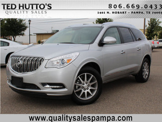 2016 Buick Enclave Leather Pampa, Texas 0