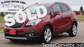 2016 Buick Encore in Lubbock Texas