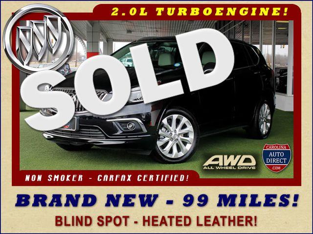 2016 Buick Envision Premium I AWD - BRAND NEW - TURBO! Mooresville , NC 0