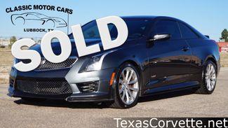 2016 Cadillac ATS V-Series | Lubbock, Texas | Classic Motor Cars in Lubbock, TX Texas