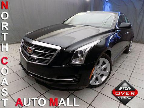 2016 Cadillac ATS Sedan Standard AWD in Cleveland, Ohio