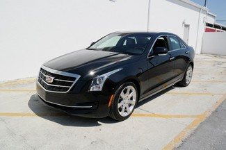 2016 Cadillac ATS Sedan Luxury Collection RWD Hialeah, Florida
