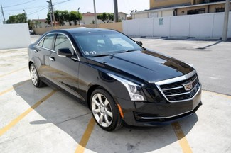 2016 Cadillac ATS Sedan Luxury Collection RWD Hialeah, Florida 2