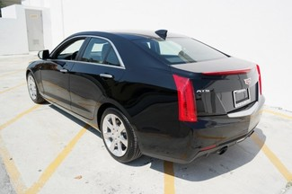 2016 Cadillac ATS Sedan Luxury Collection RWD Hialeah, Florida 5