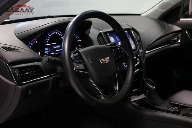 2016 Cadillac ATS Sedan Standard AWD Merrillville, Indiana 9