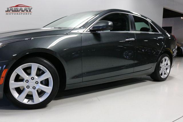 2016 Cadillac ATS Sedan Standard AWD Merrillville, Indiana 28