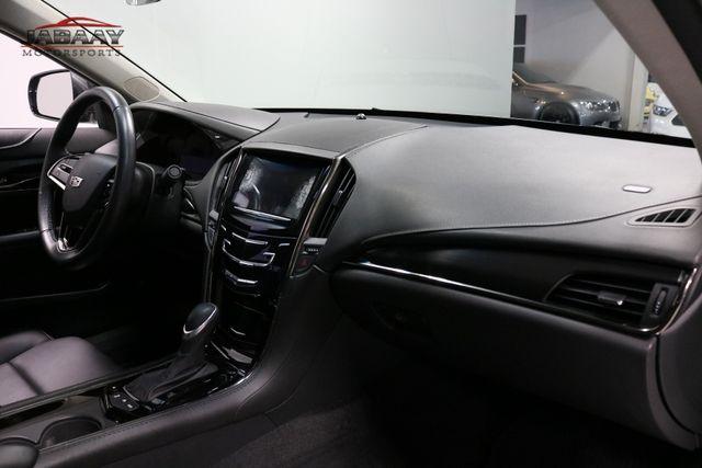 2016 Cadillac ATS Sedan Standard AWD Merrillville, Indiana 16