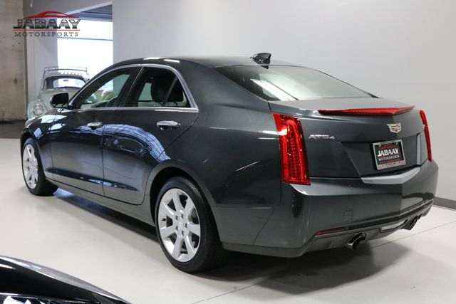2016 Cadillac ATS Sedan Standard AWD Merrillville, Indiana 2
