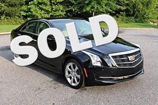 2016 Cadillac ATS Sedan Luxury Collection RWD Mooresville, North Carolina