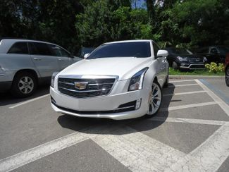 2016 Cadillac ATS Sedan Performance Collection RWD SEFFNER, Florida