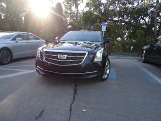 2016 Cadillac ATS Sedan Luxury Collection RWD SEFFNER, Florida