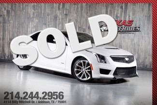 2016 Cadillac ATS-V Coupe in Addison