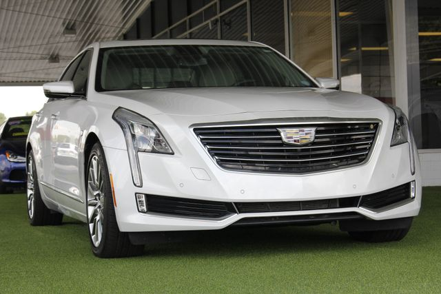 2016 Cadillac CT6 Sedan Premium Luxury AWD - $70,915 MSRP! Mooresville , NC 25
