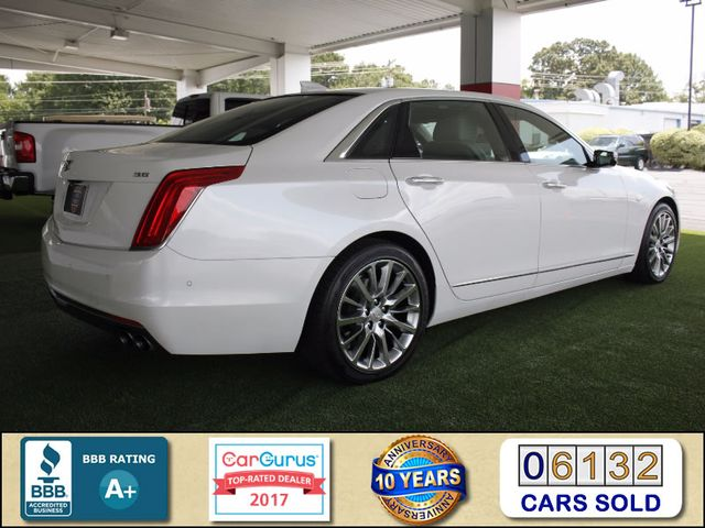 2016 Cadillac CT6 Sedan Premium Luxury AWD - $70,915 MSRP! Mooresville , NC 2