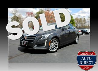 2016 Cadillac CTS Sedan Luxury Collection AWD - NAVIGATION - TURBO! Mooresville , NC