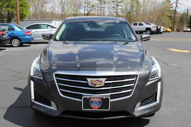 2016 Cadillac CTS Sedan Luxury Collection AWD - NAVIGATION - TURBO! Mooresville , NC 14