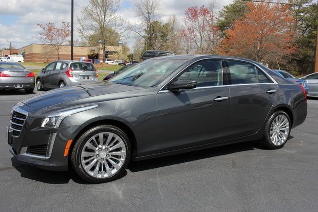 2016 Cadillac CTS Sedan Luxury Collection AWD - NAVIGATION - TURBO! Mooresville , NC 17