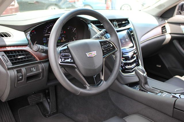 2016 Cadillac CTS Sedan Luxury Collection AWD - NAVIGATION - TURBO! Mooresville , NC 24