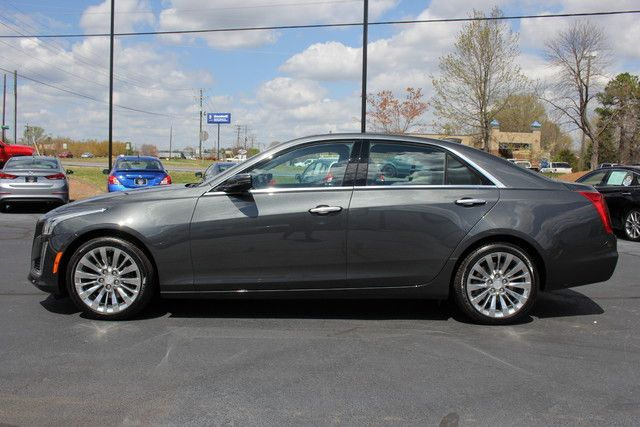 2016 Cadillac CTS Sedan Luxury Collection AWD - NAVIGATION - TURBO! Mooresville , NC 13