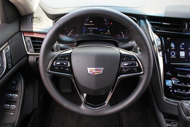 2016 Cadillac CTS Sedan Luxury Collection AWD - NAVIGATION - TURBO! Mooresville , NC 3