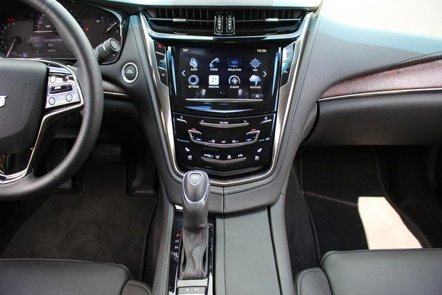 2016 Cadillac CTS Sedan Luxury Collection AWD - NAVIGATION - TURBO! Mooresville , NC 7