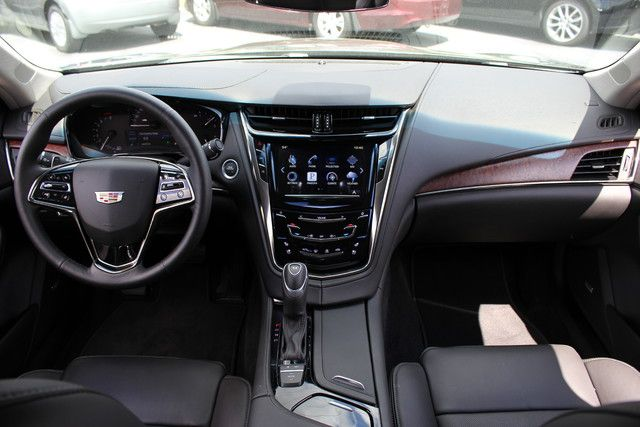 2016 Cadillac CTS Sedan Luxury Collection AWD - NAVIGATION - TURBO! Mooresville , NC 23