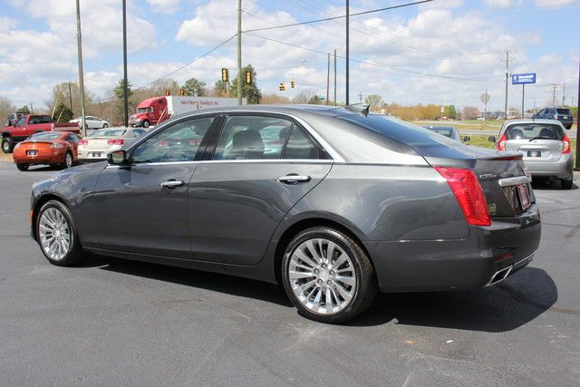 2016 Cadillac CTS Sedan Luxury Collection AWD - NAVIGATION - TURBO! Mooresville , NC 18