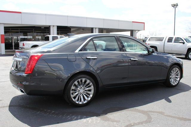 2016 Cadillac CTS Sedan Luxury Collection AWD - NAVIGATION - TURBO! Mooresville , NC 1