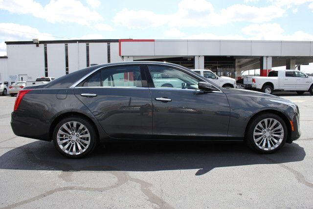 2016 Cadillac CTS Sedan Luxury Collection AWD - NAVIGATION - TURBO! Mooresville , NC 12