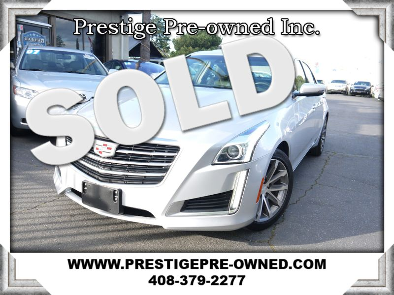 2016 Cadillac CTS Sedan Luxury Collection RWD (*FULLY LOADED*)  in Campbell CA