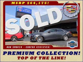 2016 Cadillac CTS Sedan Premium Collection RWD Mooresville , NC