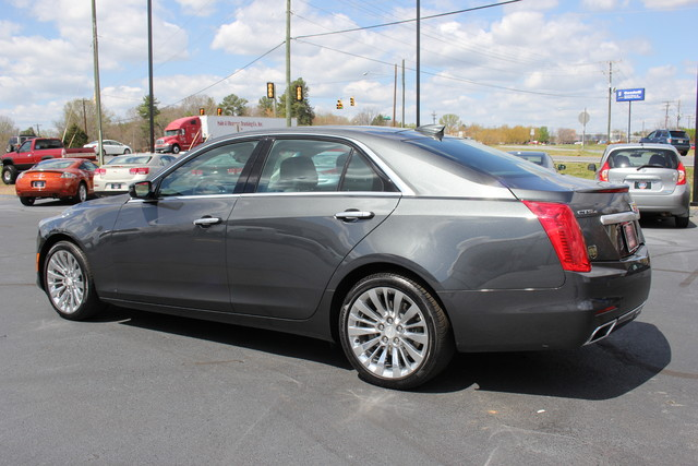 2016 Cadillac CTS  2.0L Turbo Luxury Mooresville , NC 4