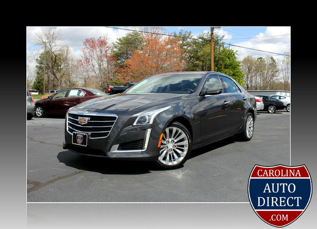 2016 Cadillac CTS  2.0L Turbo Luxury Mooresville , NC 0
