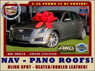 2016 Cadillac CTS Sedan Performance Collection AWD - NAV - SUNROOFS! Mooresville , NC