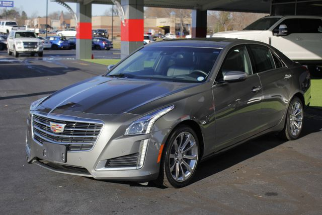 2016 Cadillac CTS Sedan Performance Collection AWD - NAV - SUNROOFS! Mooresville , NC 27