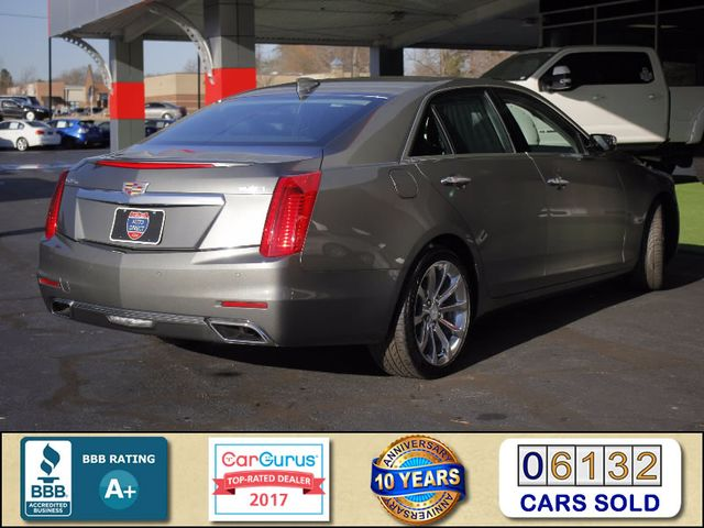2016 Cadillac CTS Sedan Performance Collection AWD - NAV - SUNROOFS! Mooresville , NC 2