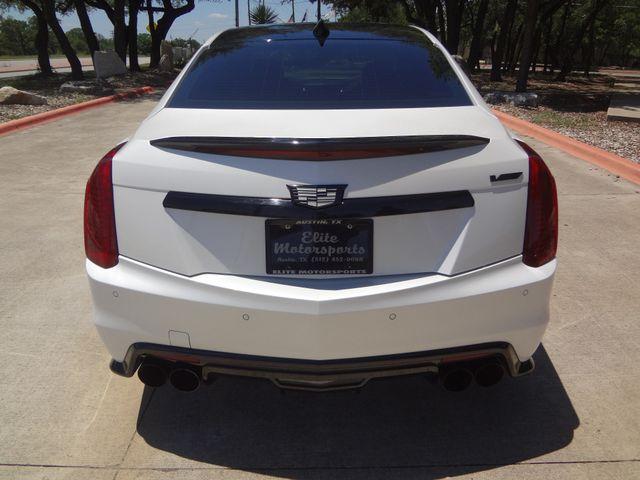 2016 Cadillac CTS-V Austin , Texas 4