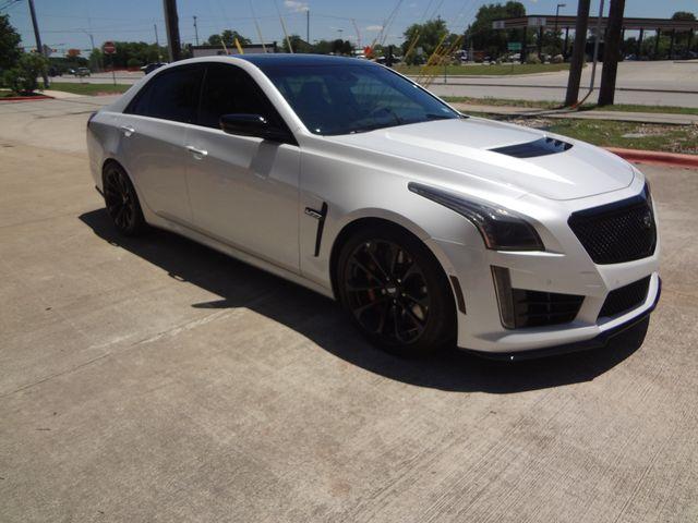 2016 Cadillac CTS-V Austin , Texas 8