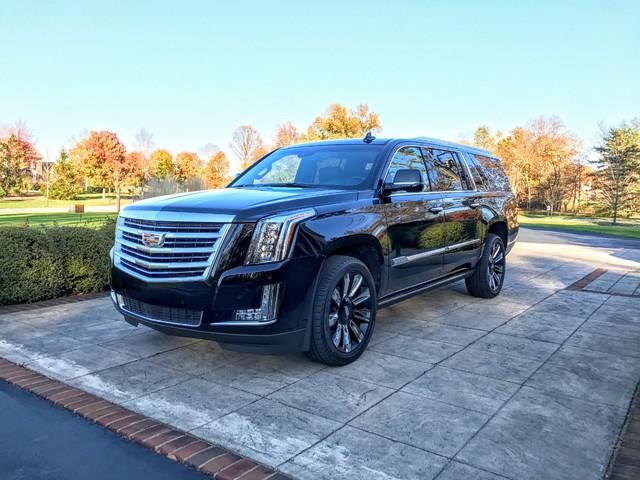2016 Cadillac Escalade ESV Platinum Collierville, Tennessee 0