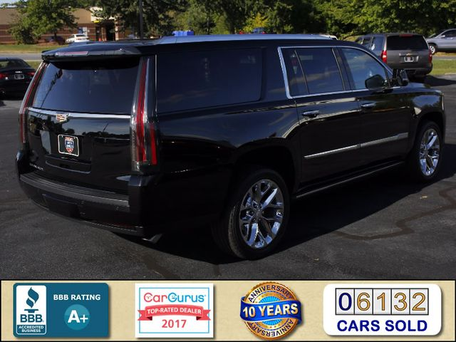 2016 Cadillac Escalade ESV Platinum Edition 4X4 - MSRP $100,235 - NEW TIRES! Mooresville , NC 2