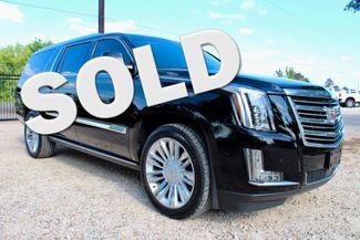 2016 Cadillac Escalade ESV Platinum 4X4 Sealy, Texas